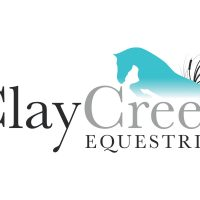 Clay Creek Equestrian Logo by Reaxion Graphics
