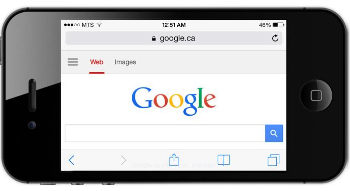 iPhone, Reaxion Graphics, Brandon, Manitoba