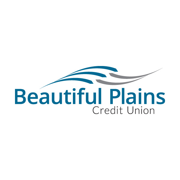 Beautiful Plains Credit Union Logo - Neepawa, MB, By Reaxion Graphics