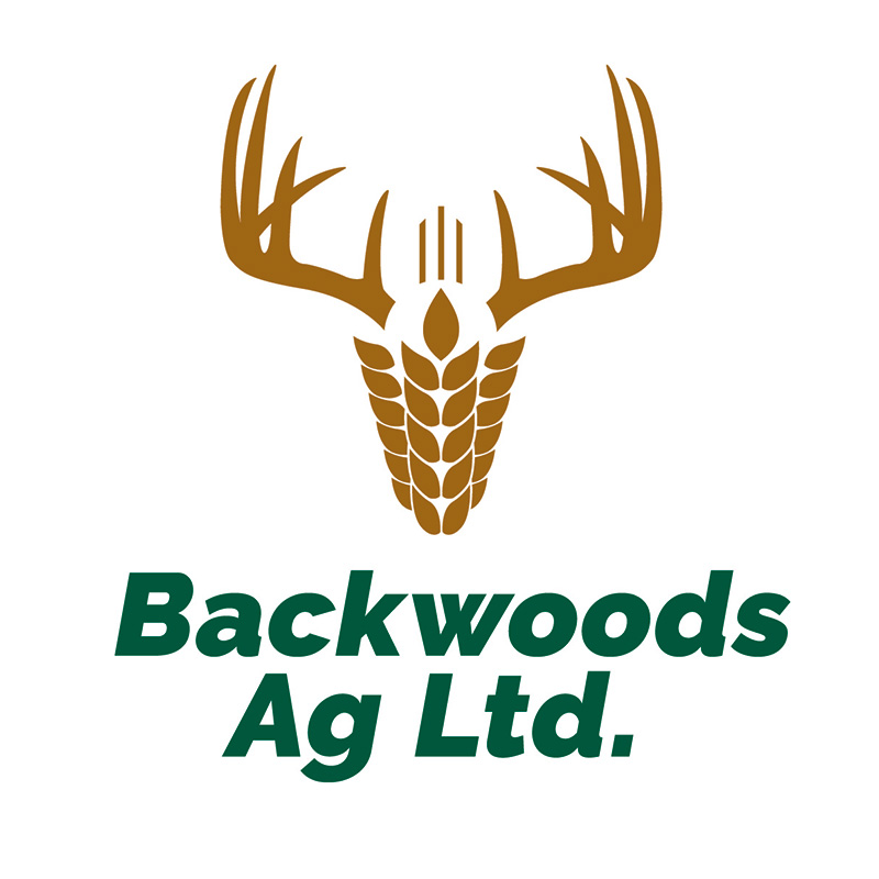 Backwoods Ag Ltd. Logo Design - Reaxion Graphics, Bdn, MB