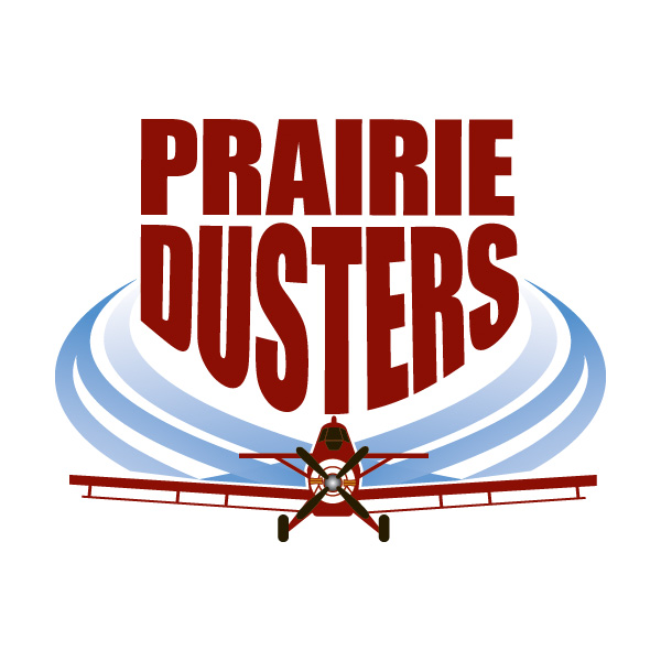 Prairie Dusters Logo, Birtle, MB, by Reaxion Graphics
