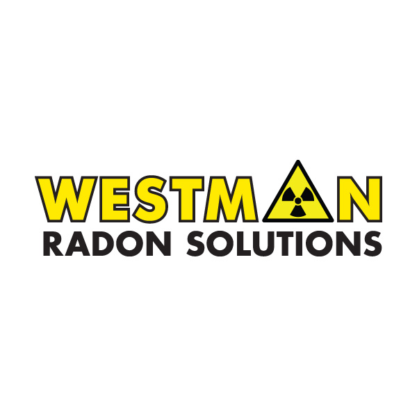 Westman Radon Solutions Logo, Brandon, MB, by Reaxion Graphics