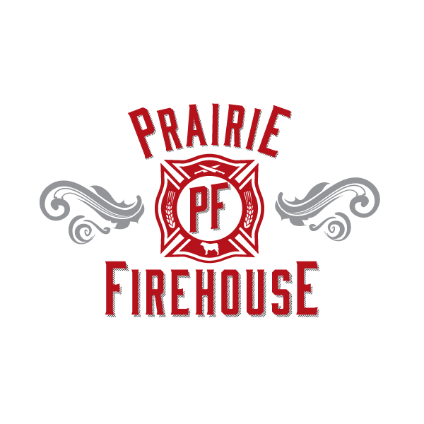 Prairie Firehouse Logo Design by Reaxion Graphics - Brandon, Manitoba