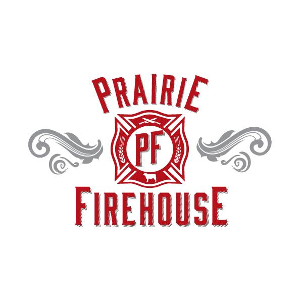 Prairie Firehouse Logo Design by Reaxion Graphics - Brandon, Manitoba