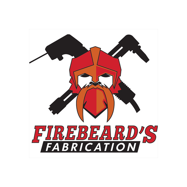 Firebeard's Fabrication - Logo Design, Brandon, Manitoba