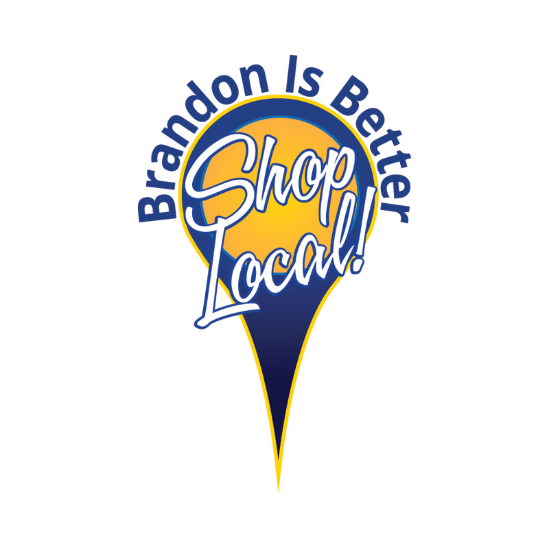 Brandon Chamber of Commerce - Logo Design, Brandon, Manitoba